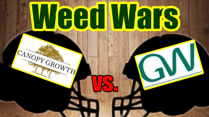 Weed Wars: Canopy Growth vs. GW Pharmaceuticals (Whose Suing Who?)