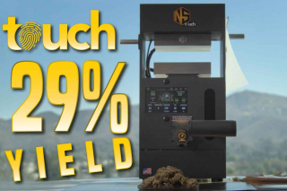 NugSmasher Touch- 29% Yield!!!