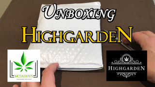 Unboxing! - My Package From HIGHGARDEN - Mail Order Marijuana