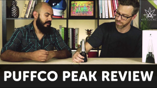Puffco Peak Review and Session