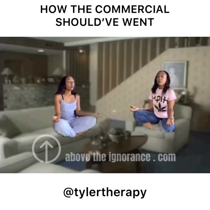 ABOVE THE IGNORANCE COMMERCIAL - ELEVATED GIRL | Tyler Therapy