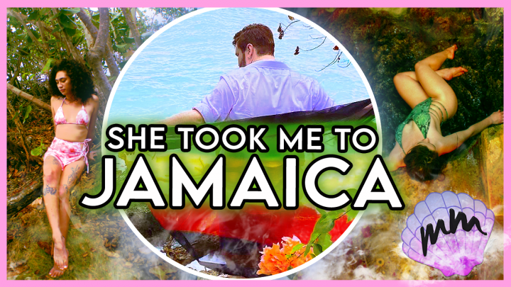 SHE TOOK ME TO JAMAICA