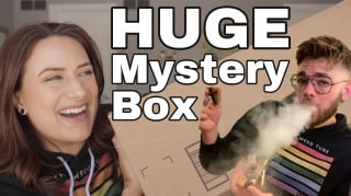 THE AREND RICHARD MYSTERY BOX! Created by the co-founder of WeedTube!
