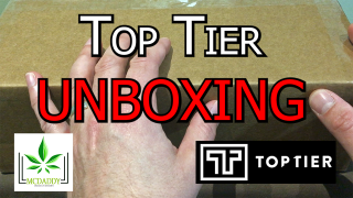 Unboxing! - My Package From TOP TIER Cannabis - Mail Order Marijuana