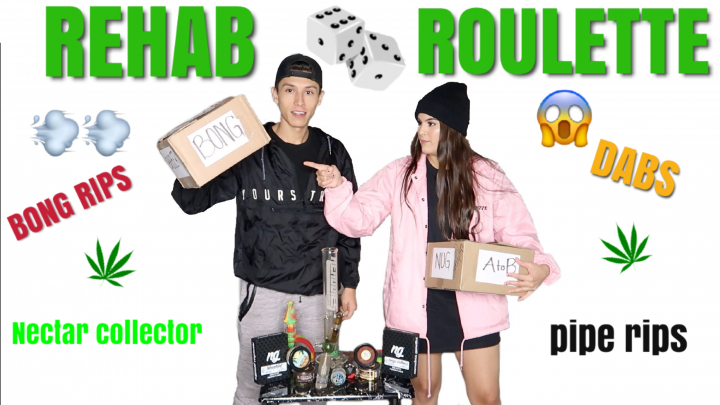 REHAB ROULETTE !!! **YOU ROLL IT,YOU HIT IT**